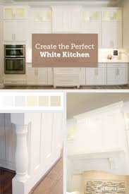 Painted Off White Kitchen Cabinets 70 Best White Cabinets Images On Pinterest White Cabinets