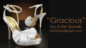 wedding shoe review for gracious by kate spade youtube