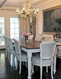 Decorating Ideas For Dining Room by Best 25 Shabby Chic Dining Room Ideas On Pinterest Shabby Chic
