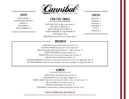 Happy Garden Menu Fall River Ma - the cannibal beer u0026 butcher nyc meat veggies beer 113 e 29th