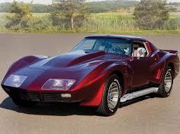 75 stingray corvette 1975 chevrolet corvette can am magazine