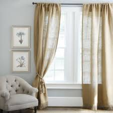 Burlap Looking Curtains Breathtaking Ivory Burlap Curtains 24 With Additional Decor