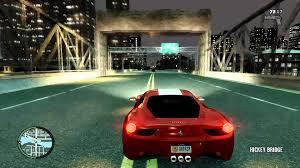 how fast is a 458 italia gta iv fast furious 2006 599 gtb 458 italia