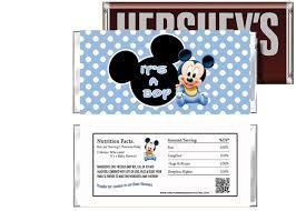 baby mickey mouse baby shower invitations partyexpressinvitations