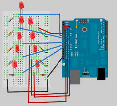 an arduino project how to make flashy christmas lights ornaments