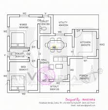 single story house plan sq ft perky simple square floor plans