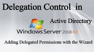 delegation control in active directory youtube