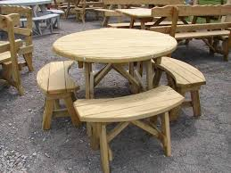 lifetime round tables for sale image of lifetime round picnic table amazing round wooden picnic