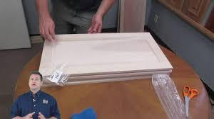 how to fix a warped cabinet door how to prevent warping in unfinished cabinet doors youtube