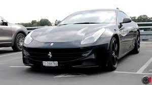 Ferrari F12 4x4 - nero daytona ferrari ff in belgrade youtube