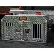 Truck Bed Dog Kennel Dog Boxes Aluminum Dog Boxes U0026 Truck Carriers