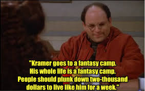 Kramer Meme - george on kramer s lifestyle one of george s best scenes in the