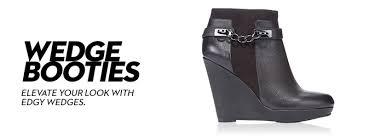 womens boots at macys wedge booties shop wedge booties macy s