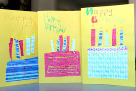 birthday cards for kids cards for kids to make