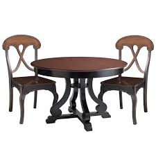 build your own marchella rubbed black dining collection pier 1