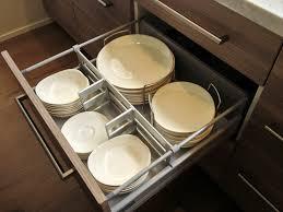 kitchen organizer silverware drawer dividers wooden flatware