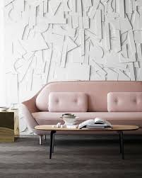 Rosa Sofa Color Inspiration Winter Pastels Luxedecor