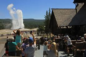 Photo Gallery US National Park Service - Old faithful inn dining room menu