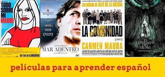the best movies to learn spanish onspain