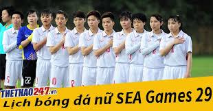 bong nu lịch thi đấu bóng đá nữ sea 29 kết quả bóng đá nữ sea