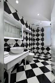 Small Black And White Bathroom Ideas Appealing Black And White Bathrooms Amazing Decorating Eas For