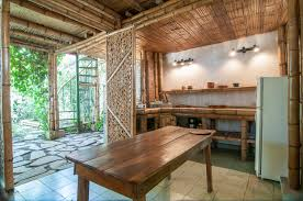 bamboo house u2013 sustainable home interior design in nicaragua