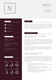 Creative Resume Sample by Resume Hospital Coo Resume Marketing Resumes Samples Tourcaster