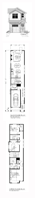 narrow house plan narrow house floor plans nurani org
