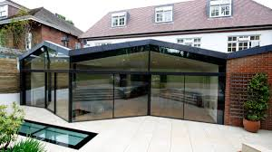 glass box extensions london architectural glass