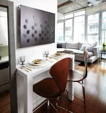 Small Long Kitchen Ideas by Small Dining Room And Kitchen Four Legs Wooden Stand Country Black