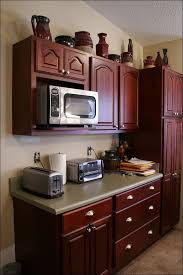 Kitchen Cabinets With Microwave Shelf Kitchen Small Microwave Cart Microwave Cabinet Stand Over The