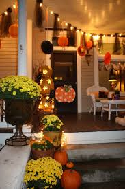 Halloween Cheap Decorating Ideas Top 18 Easy Halloween Front Porch Decors U2013 Cheap Garden Design For