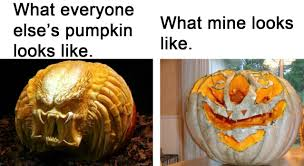 Pumpkin Carving Meme - why i hate pumpkin carving weknowmemes