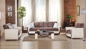 vella sofa bed jennefer brown in two tone by sunset
