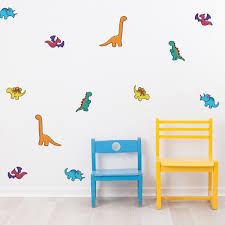 dinosaurs mini pack wall decals wall decals minis and walls dinosaurs mini pack wall decals
