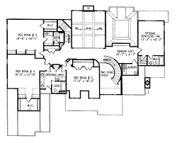 reading floor plans country style house plan 4 beds 3 baths 5845 sq ft plan 54 183