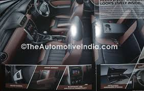 nissan terrano india interior coverage nissan terrano 2017 launched priced rs 9 99 lakh