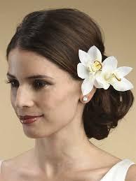 flower for hair hair orchid flower for wedding more at www myartdeco co all