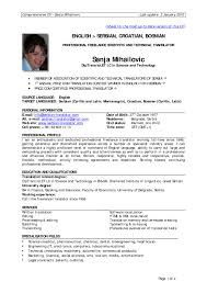 chic resume latest format for experienced with cv sample resume