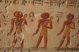 demonology page 3 demon things ancient egyptian demonology ancient egyptian solar headed entities from the tomb of ramesses vi