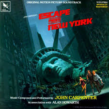 escape from new york original film soundtrack john carpenter