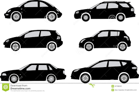 free silhouette images car silhouettes royalty free stock images image 29788269