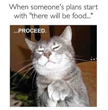 Food Meme - when someone says there will be food memes