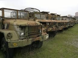 jeep kaiser 6x6 cargo truck m35 reo 6x6