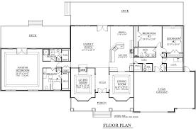 large 1 story house plans houseplans biz house plan 3349 b the wade b