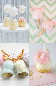 candy wedding favors a whimsical wedding treat cotton candy wedding ideas onefabday