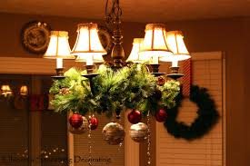 christmas chandelier decorations chandelier ideas