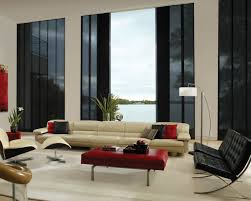 Livingroom Windows by Interior Gorgeous Living Room Window Treatments Images Living