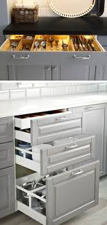 ikea kitchen organization ideas jillian harris ikea sektion kitchen pots pans lids and
