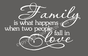 Vinyl Wall Stickers Family Two People Fall In Love Wall Stickers Vinyl Decal Wall Words